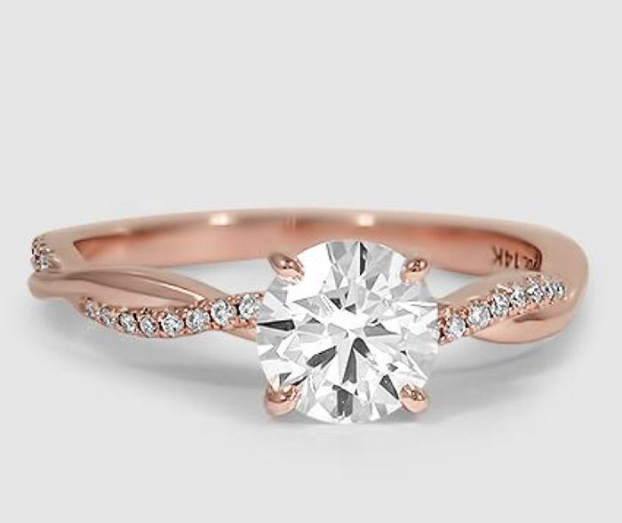 6e1f8d60231f Tú anillo de compromiso en oro rosa  - Foro Antes de la boda - bodas ...