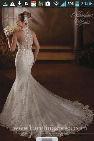 Chicas compartan su vestido de novia - 2