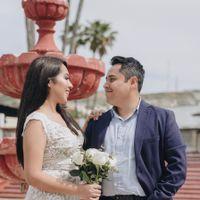 ¡Ya tengo Esposo! Fotos civil y 4 días de la boda, estres y sorpresaaaa bonita! - 6