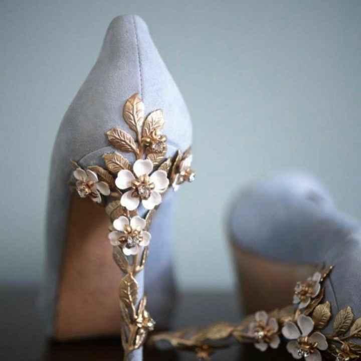 Tendencia 2021: zapatos en azul - 1