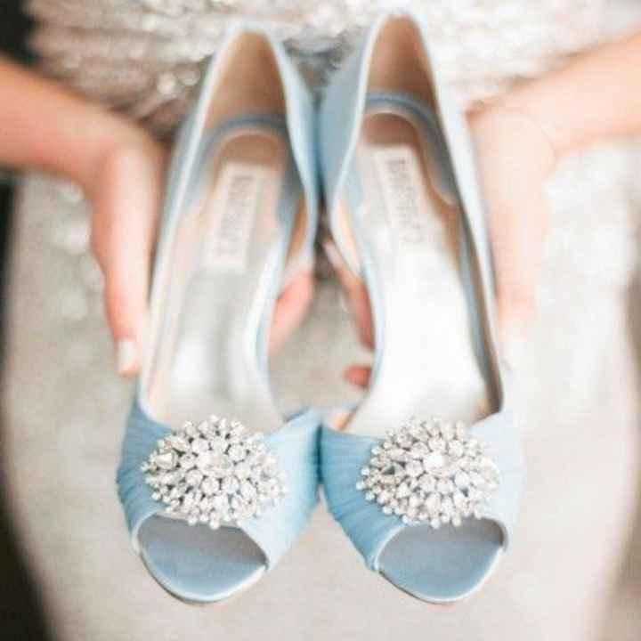 Tendencia 2021: zapatos en azul - 3
