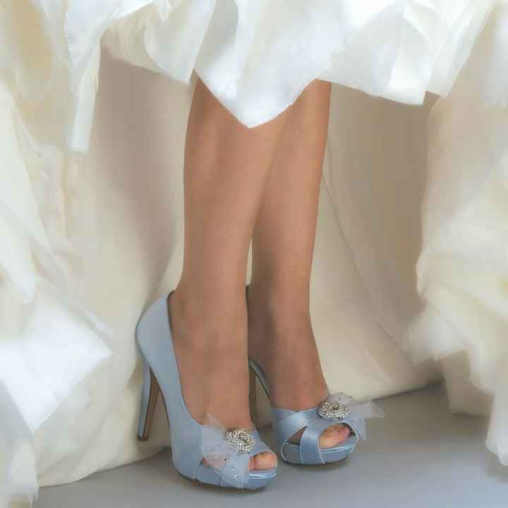 Tendencia 2021: zapatos en azul - 4