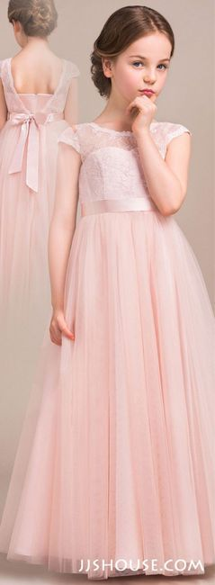 Las pajesitas en rosa 😍 - Foro Moda Nupcial - bodas.com.mx