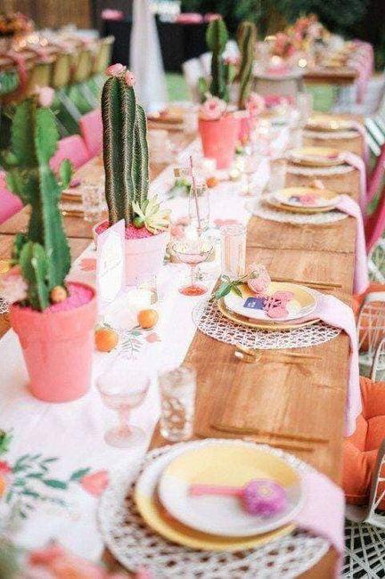 Centros de mesa muy mexicanos! 11