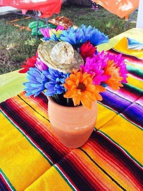 Centros de mesa muy mexicanos! 14
