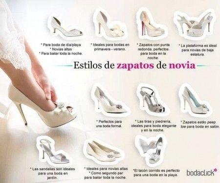 zapatos para cada tipo de boda - foro moda nupcial - bodas.mx