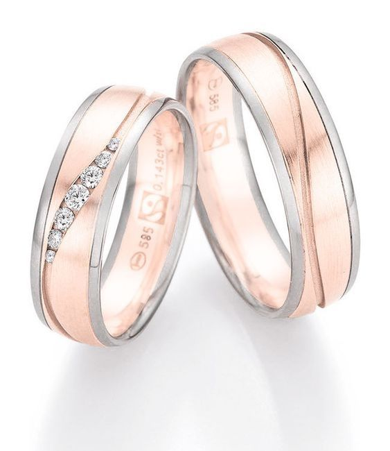 b5c05bd578e9 Argollas oro rosa - Foro Moda Nupcial - bodas.com.mx