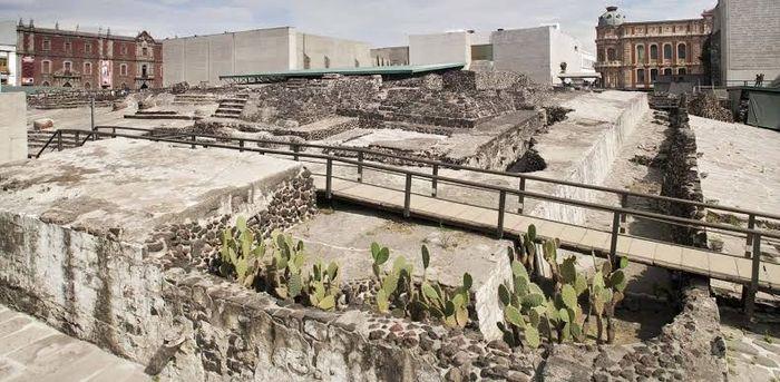 Luna de miel en cdmx (zonas arqueológicas) 6