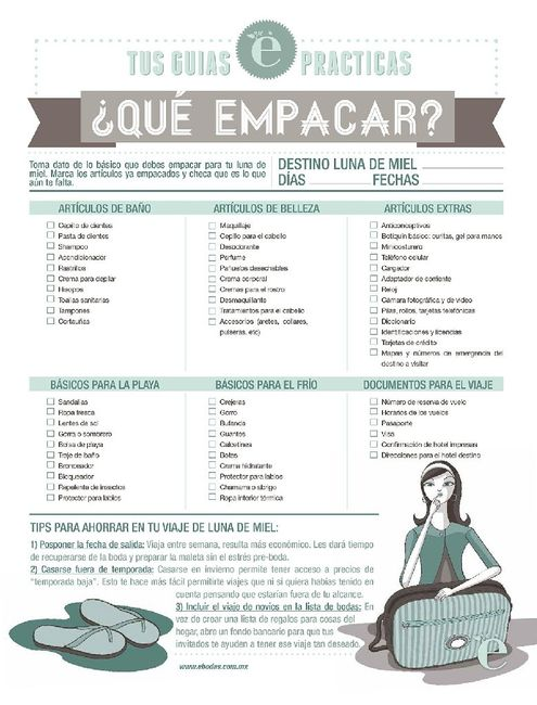 Tips de equipaje para el mes rosa 👜🌸 🎗️ 3