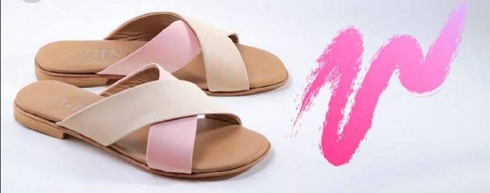 🎗️ Sandalias para el mes rosa 👡💓 3