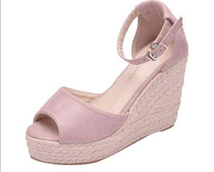 🎗️ Sandalias para el mes rosa 👡💓 6