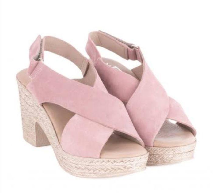 🎗️ Sandalias para el mes rosa 👡💓 7