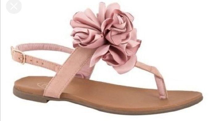 🎗️ Sandalias para el mes rosa 👡💓 8