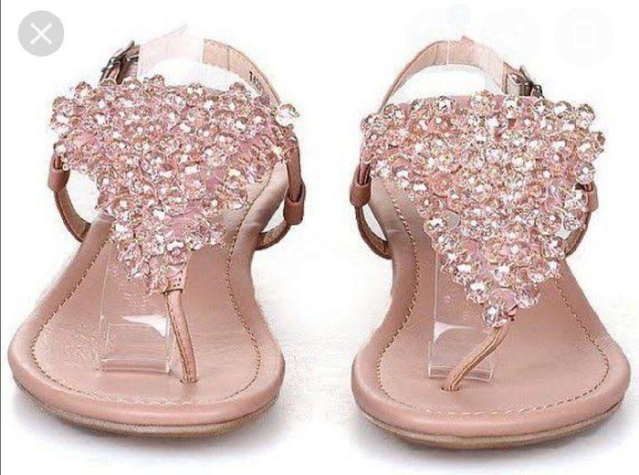 🎗️ Sandalias para el mes rosa 👡💓 9