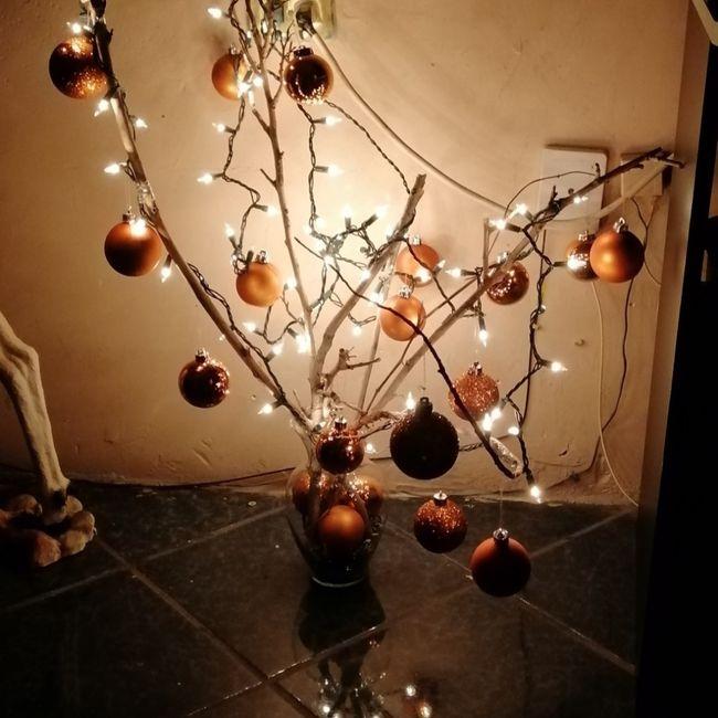 Calendario de adviento + Decoración de Navidad 8
