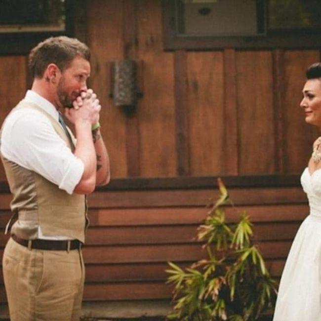 ¿Por qué no puedes ver a la novia con el vestido puesto antes de la boda? 👰🏻 1