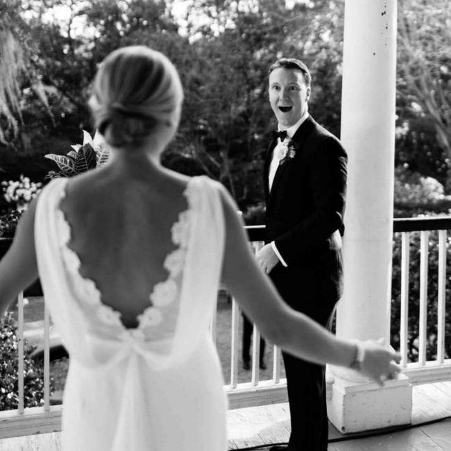 ¿Por qué no puedes ver a la novia con el vestido puesto antes de la boda? 👰🏻 3
