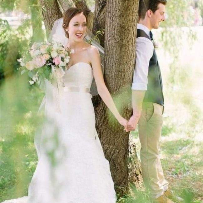 ¿Por qué no puedes ver a la novia con el vestido puesto antes de la boda? 👰🏻 4