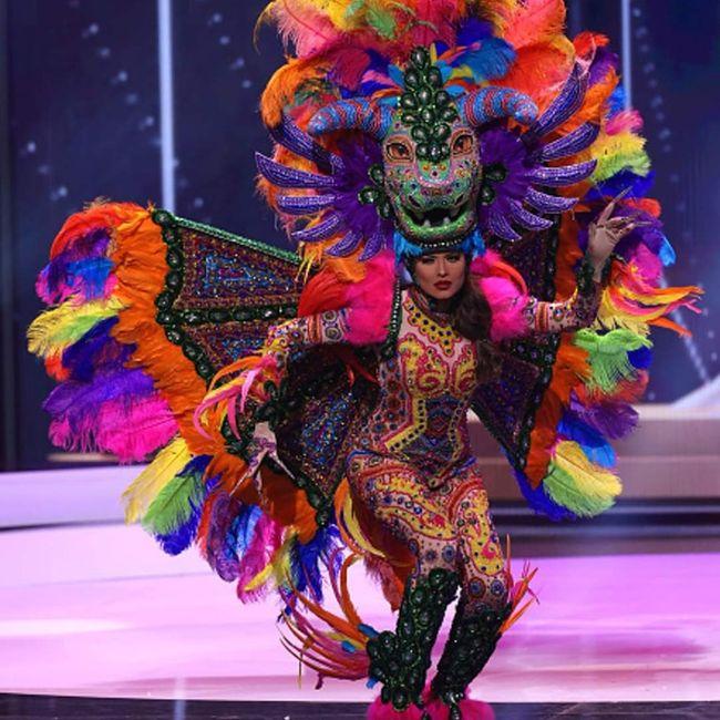 Corona para México en Miss Universo 2021 👑 - 1