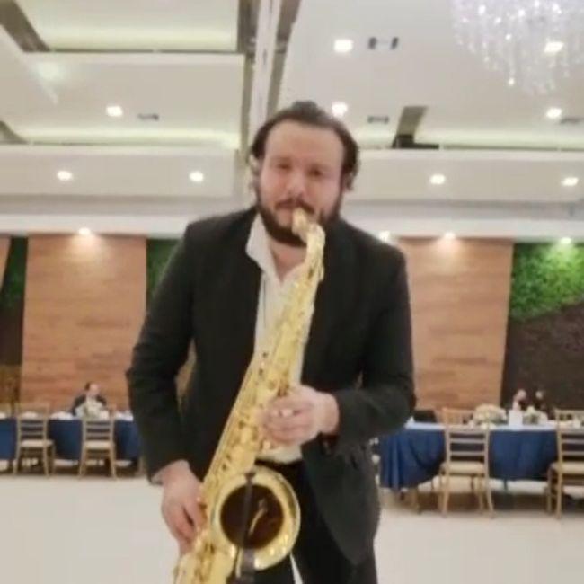 Saxofonista - 1