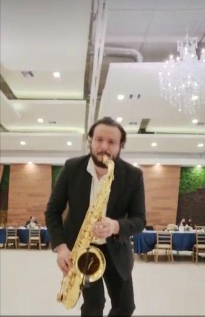 ¿Jazz mexicano para la boda? ¡SÍ! - 1