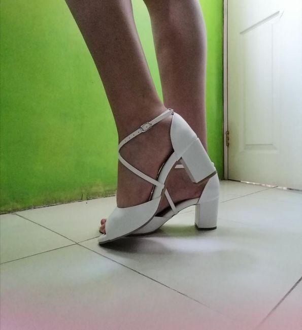 ¡Comparte una foto de tus zapatos! 👠📷 2