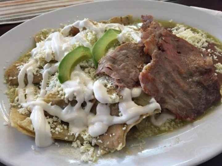 ¿Cómo sería un buen almuerzo mexicano en pareja? 💚🤍❤️ - 1