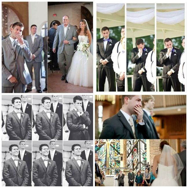 da3dff287 Cuando llegas al altar y el te ve de novia!! - Foro Ceremonia ...
