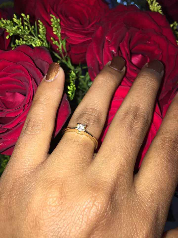 Mi anillo 💗💗💗💗💗 - 1