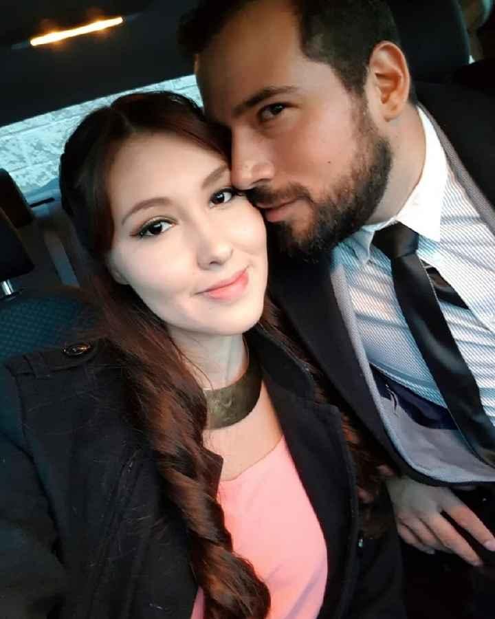 Mi historia de amor: Daniela y Luis Arturo - 1