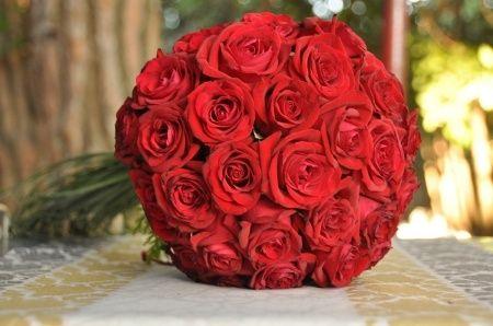 Como hacer un ramo de rosas en forma de bola foro - Como secar un ramo de rosas ...