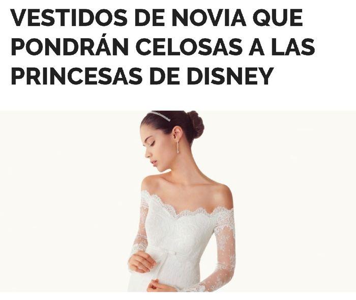 7a0b49775 Vestidos de ensueño!!! - Foro Moda Nupcial - bodas.com.mx