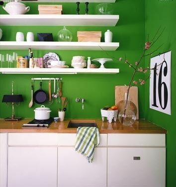 De que color pinto mi cocina foro viviendo juntos for Como se decora una cocina pequena