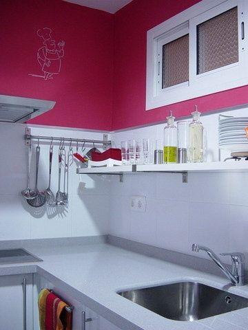 De que color pinto mi cocina foro viviendo juntos - Colores para pintar una cocina ...