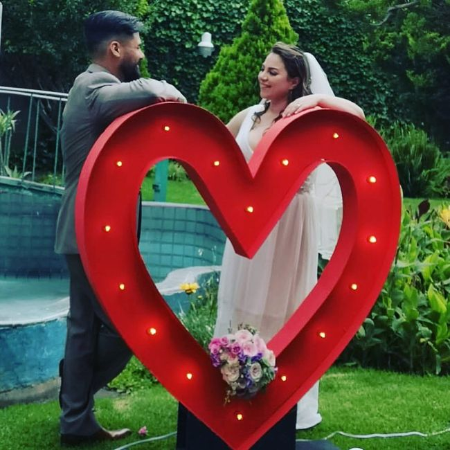 Comparte la foto favorita de tu boda 6