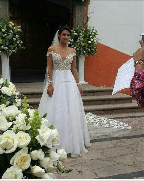 vestido de novia de novela – vestidos de boda
