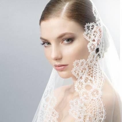 268eea2886 Chicas qué opinan vestido de novia ¿con velo o sin velo