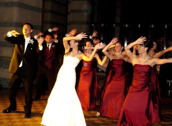 baile de novios originales foro organizar una boda