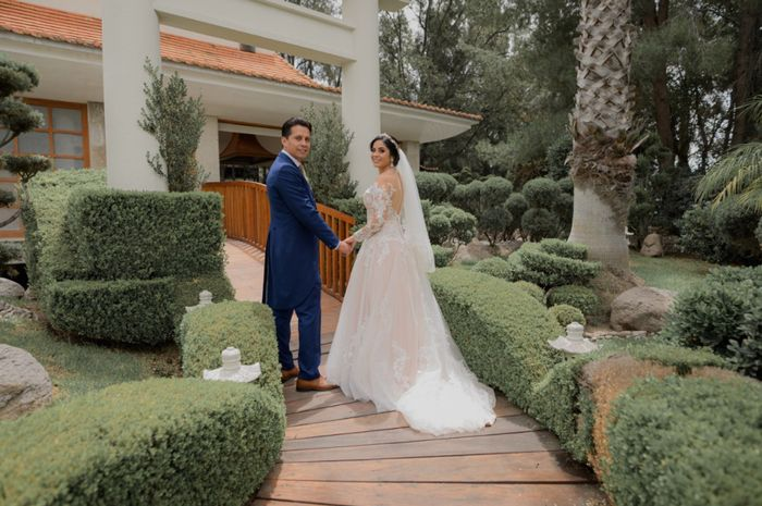 Fotografías a 81 días de casados! 1