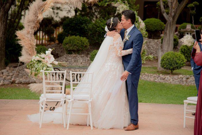 Fotografías a 81 días de casados! 2