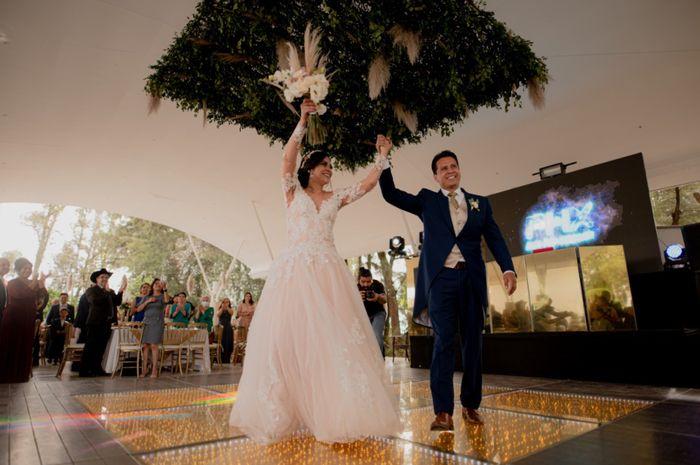 Fotografías a 81 días de casados! 3