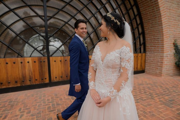 Fotografías a 81 días de casados! 11