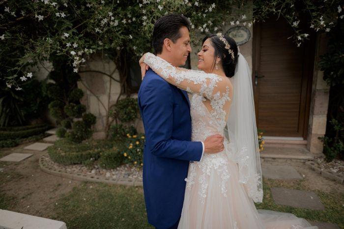 Fotografías a 81 días de casados! 12