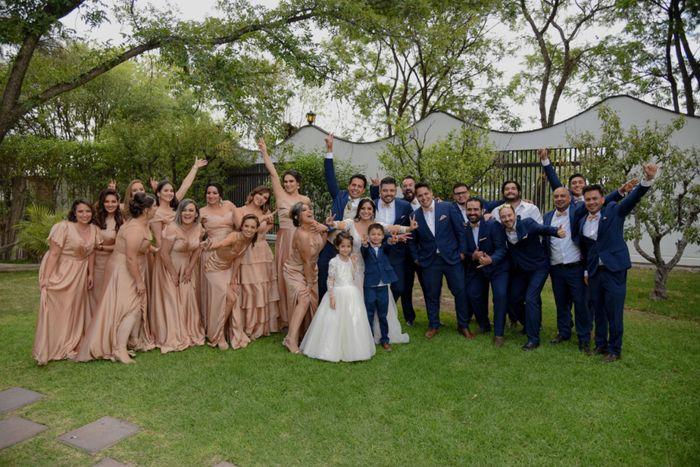 Fotografías a 81 días de casados! 14