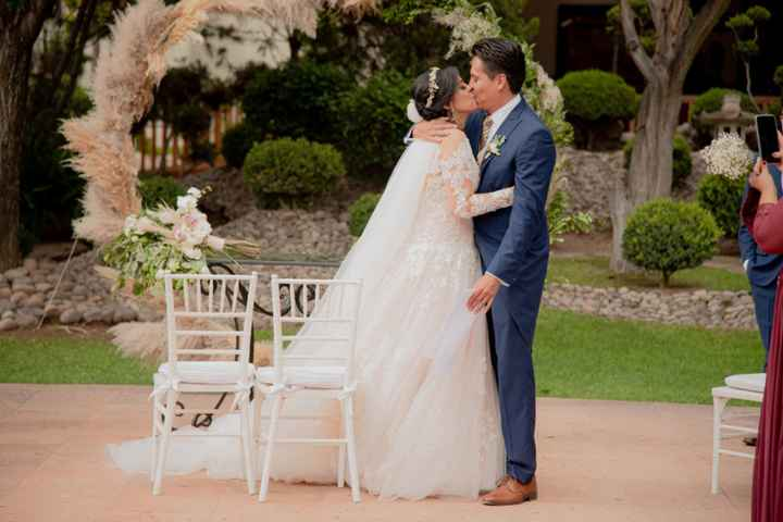 Fotografías a 81 días de casados! - 2