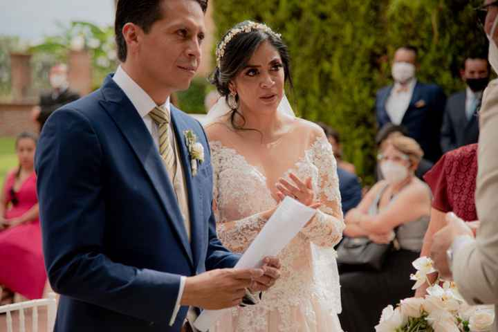 Fotografías a 81 días de casados! - 5