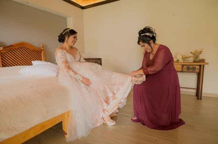 Fotografías a 81 días de casados! - 8