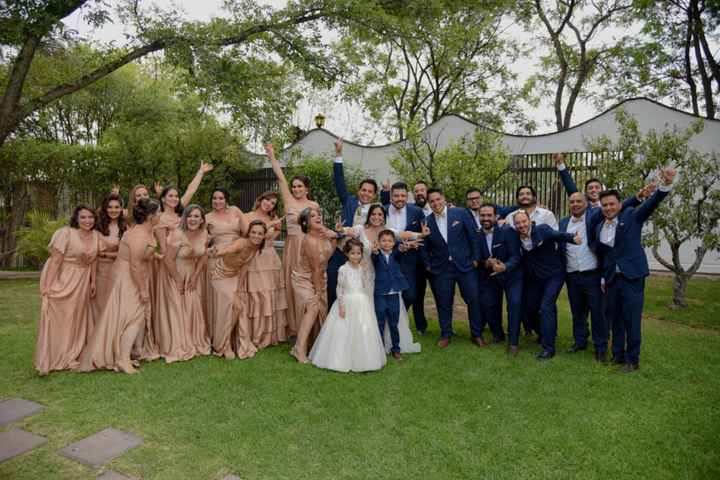 Fotografías a 81 días de casados! - 14