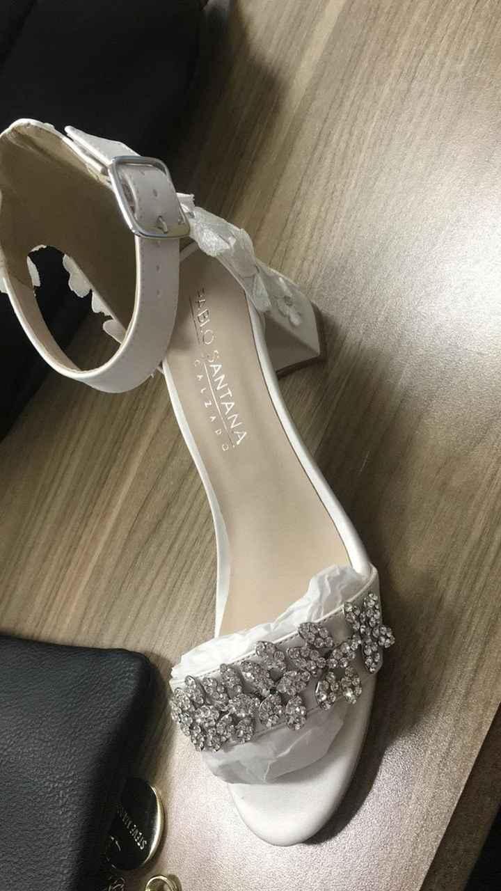 Zapatos para boda en playa - 1