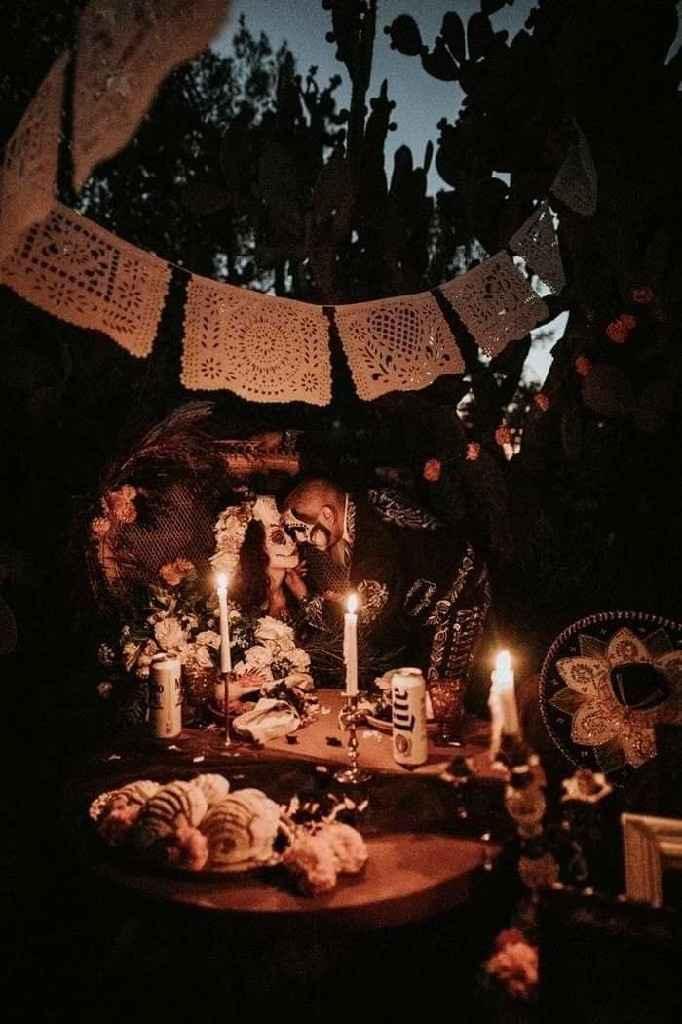 Boda temática mexicana - 16
